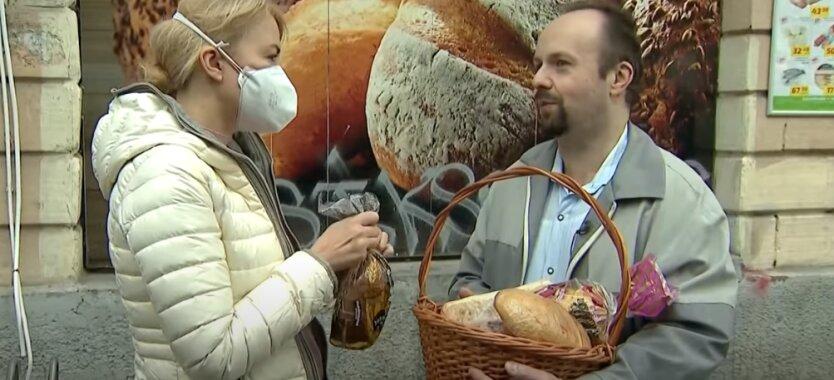 Цены на хлеб, Украина, Олег Пендзин
