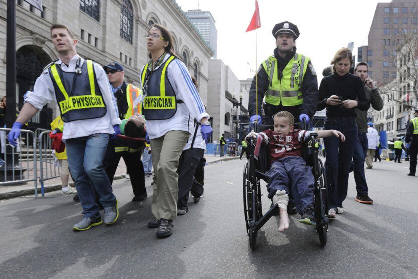 В США арестован подозреваемый в совершении теракта в Бостоне