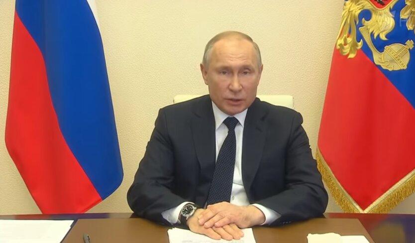 президент России, Владимир Путин, гуманиатрная помощь, Италия, скандал