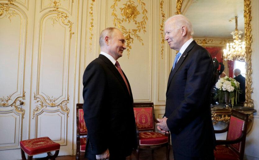 Переговоры Байдена и Путина в Швейцарии: почему Украине нужно очень побеспокоиться