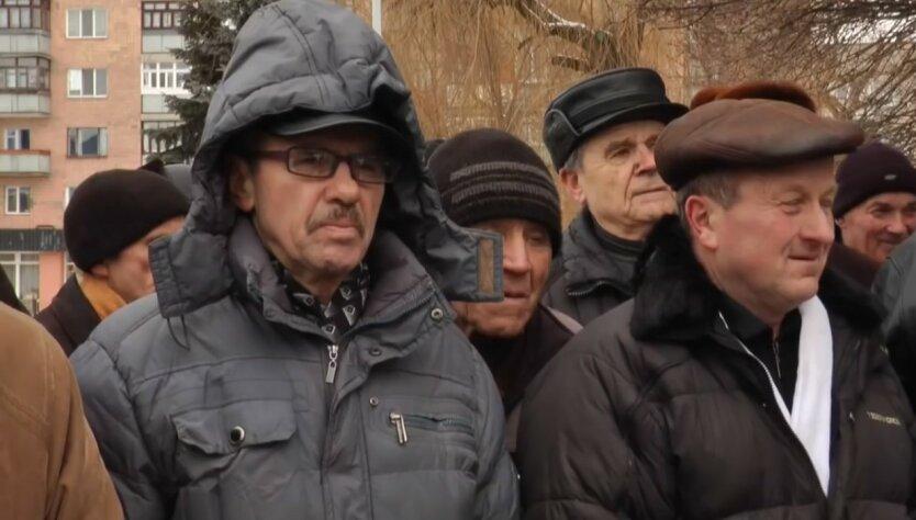 Военные пенсионеры, Выплата пенсий военнослужащим, Пенсионный фонд Украины