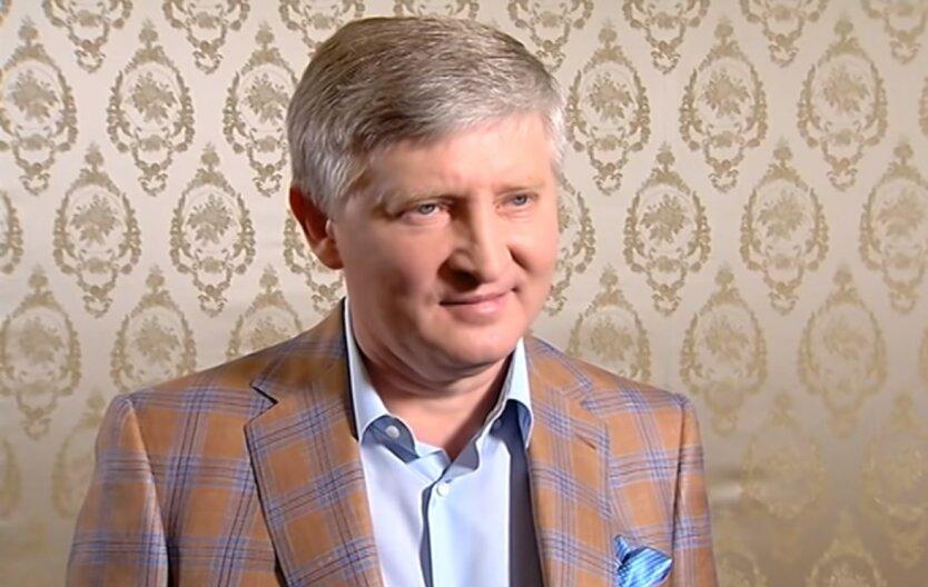 Олигарх Ринат Ахметов
