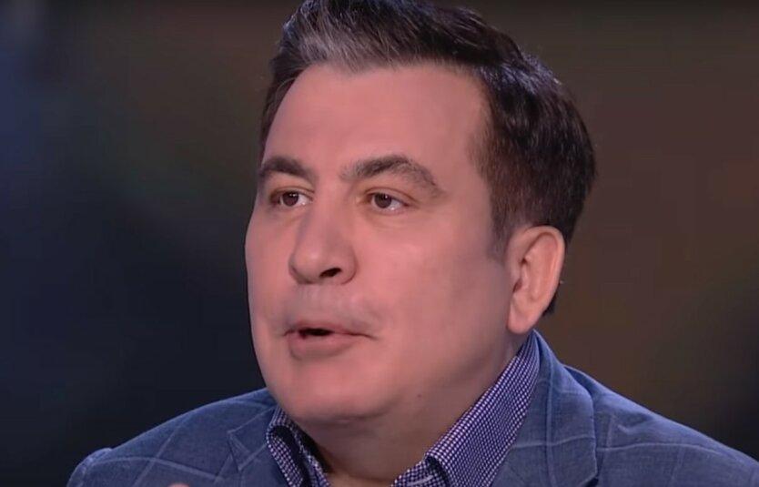 Саакашвили: Украина может скоро потерять железную дорогу