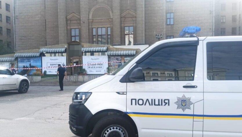 Харьков, самоубийство, ресторан