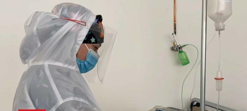 Коронавирус в Украине, Минздрав Украины, число заболевших