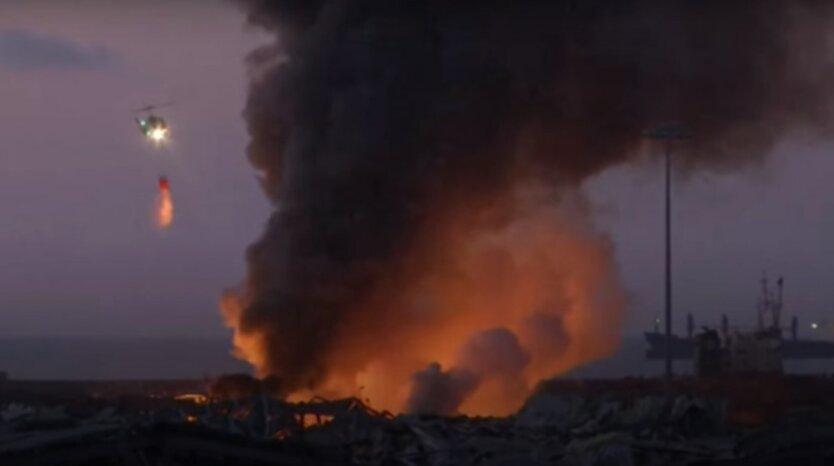Трагедия в Бейруте,Взрывы в Бейруте,Взрыв в порту Бейрута,Разрушения в Бейруте