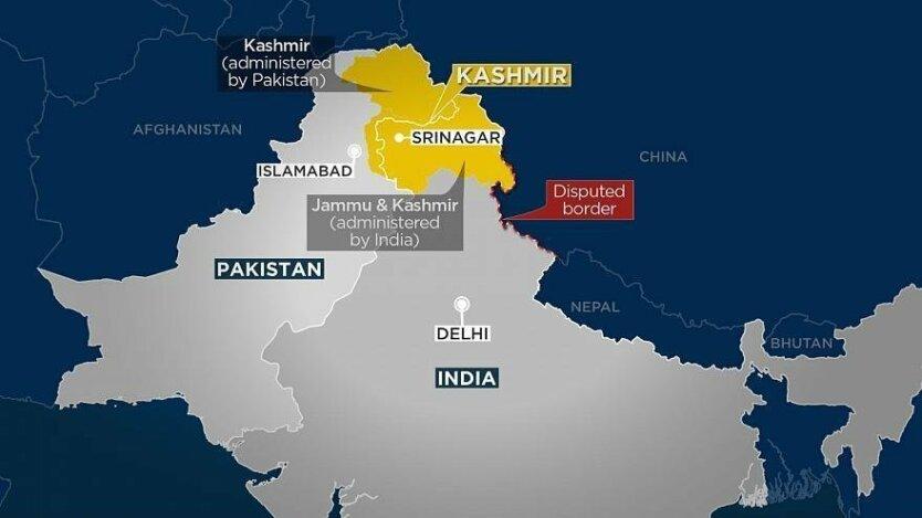 Индия_Кашмир