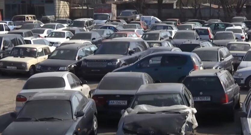 Б/у автомобили, импорт