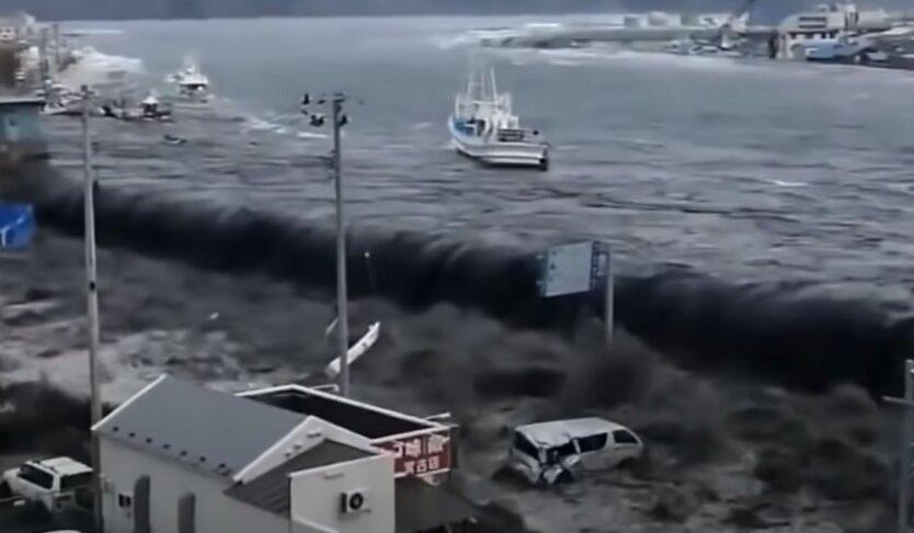 Японию всколыхнуло мощное землетрясение
