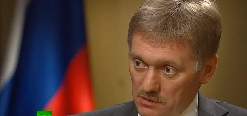 Дмитрий Песков, Россия, Украина