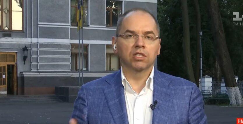 Максим Степанов, коронавирус в Украине, загруженность коек
