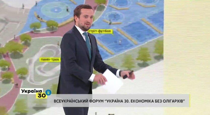 Кирилл Тимошенко, замглавы ОП