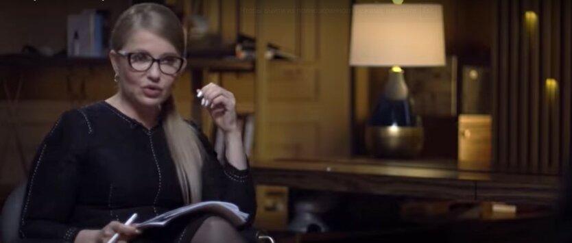 "глава партии ""Батькивщина"", Юлия Тимошенко, декларация за 2019 год"
