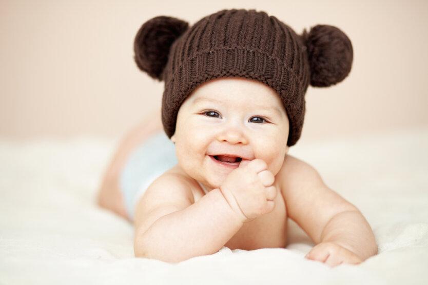 депозит для новонарожденных