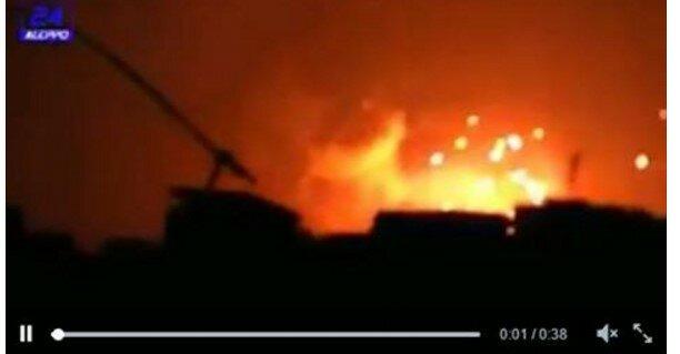взрыв сирия