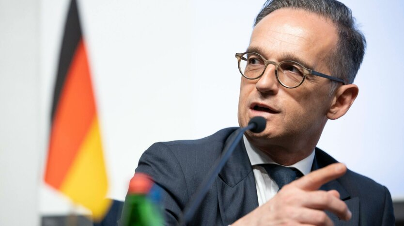 Хайко Маас, глава МИД Германии, фото из открытых источников