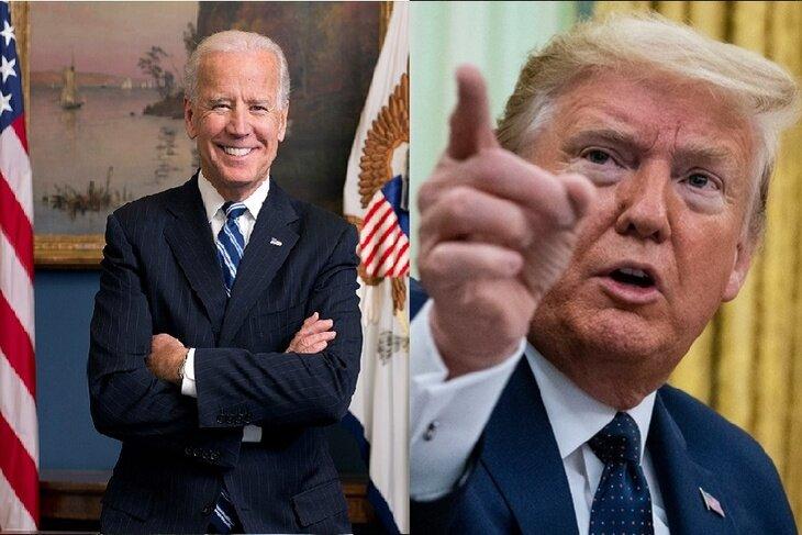 Байден или Трамп: ключевые итоги президентских выборов в США