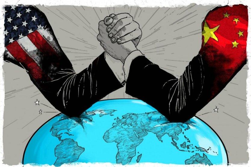 Коллизия США и Китая: трансформация отношений двух мировых гигантов