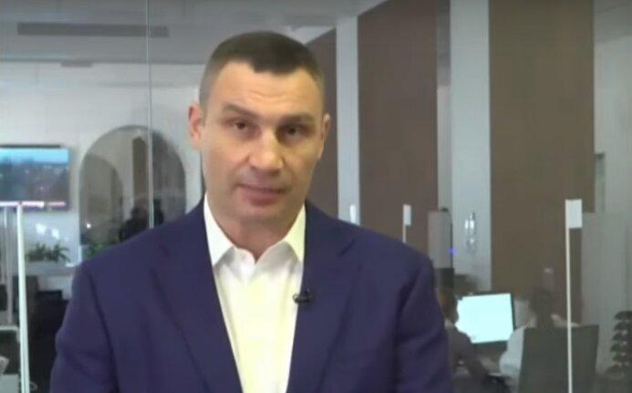 Мэр Киева Виталий Кличко, коронавирус с Киеве