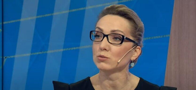 Ольга Буславец, газ, Украина, США