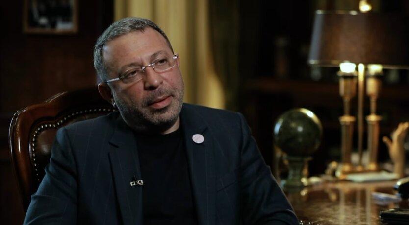 Политик и бизнесмен Геннадий Корбан
