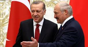 Эрдоган Лукашенко