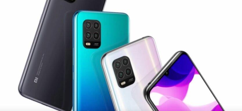 Xiaomi Mi 10 Lite, Xiaomi, смартфон