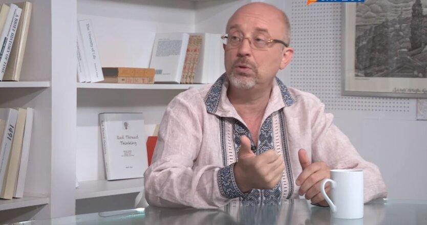 Алексей Резников, переговоры в ТКГ, Россия