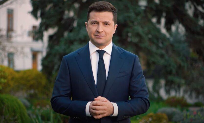 Зеленский обратился к украинцам на Троицу