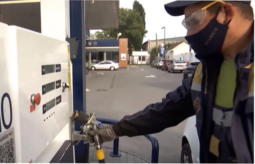 Госрегулирование цен на бензин и дизтопливо, Цены на бензин в Украине