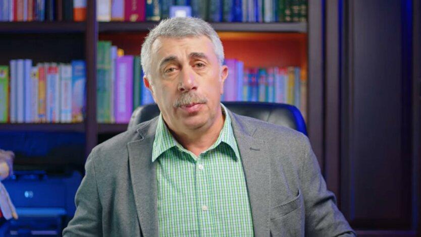 Евгений Комаровский, коронавирус, влияние коронавируса на беременность