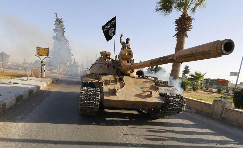 ISIS танк