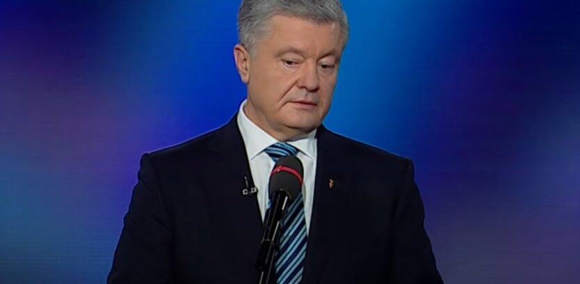 Петр Порошенко, АТОшник, арест