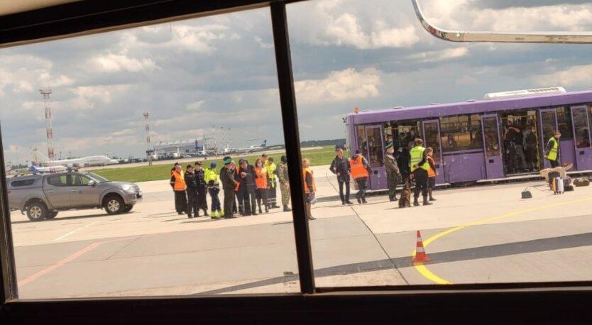В Европарламенте требуют освободить Протасевича и других пассажиров самолета