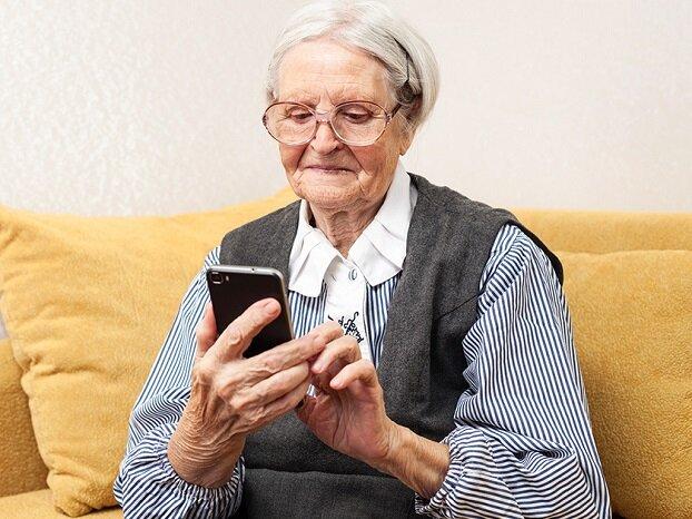 В Украине запустили онлайн-сервис для пенсионеров