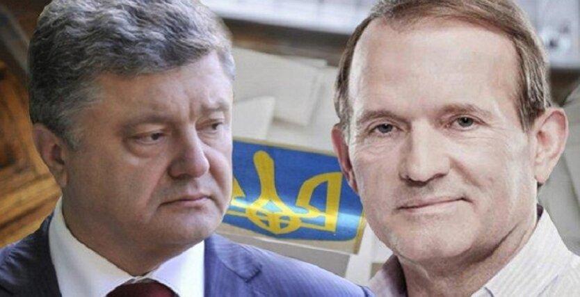 Разговор Медведчука и Суркова как квинтэссенция провала Порошенко