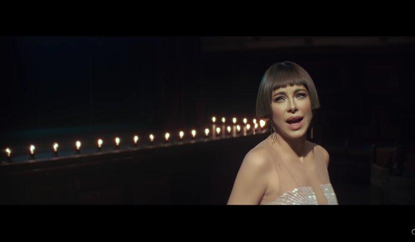 """Ани Лорак, снимок, песня """"Наполовину"""""""