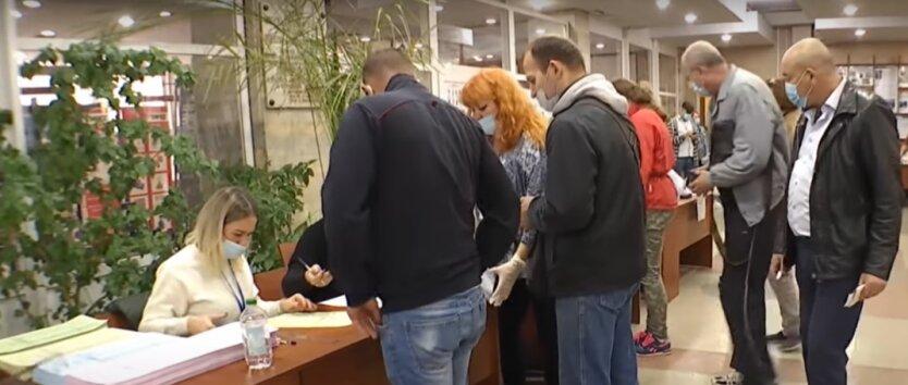 Местные выборы Одесса