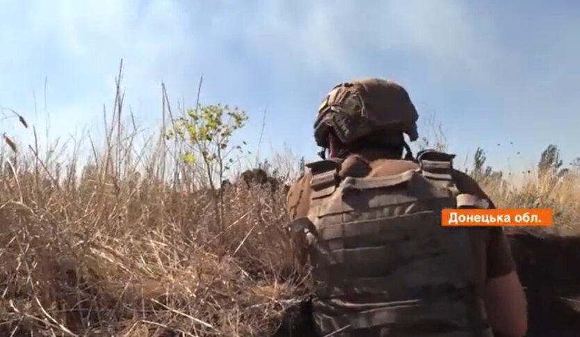 Обстрелы на Донбассе, БПЛА, путинские окупанты