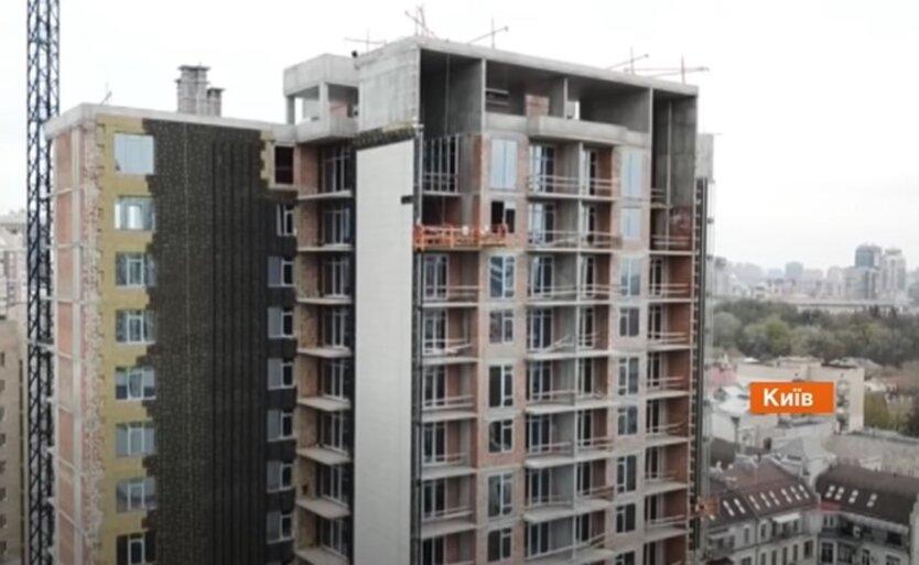 Цены на жилье в Киеве