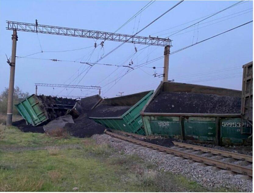 Причина аварии в Кривом Роге,Поезд сошел с рельсов,Укрзализныця,Владимир Жмак