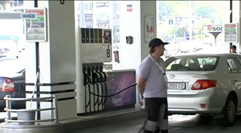 Бензин в Украине, ДТ, топливо