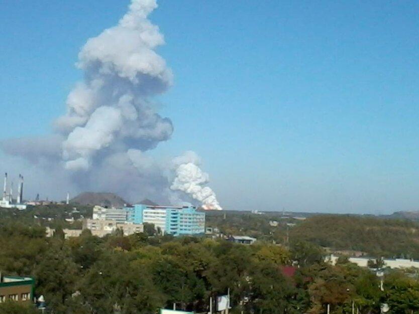 Донецк взрыв2