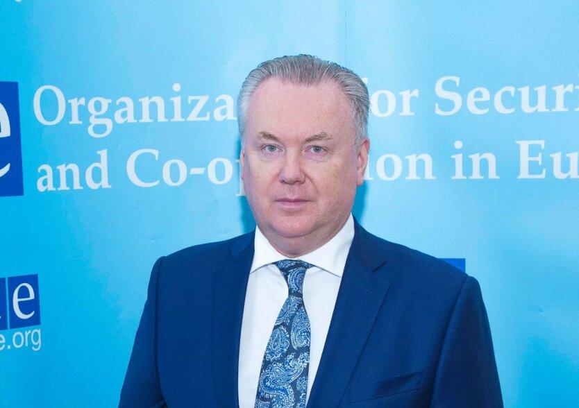 Постпред РФ в ОБСЕ Александр Лукашевич