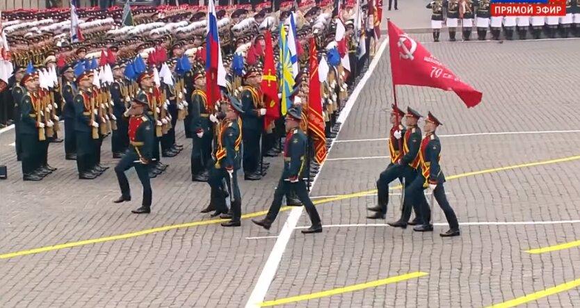 """9 мая, """"парад"""", Россия"""