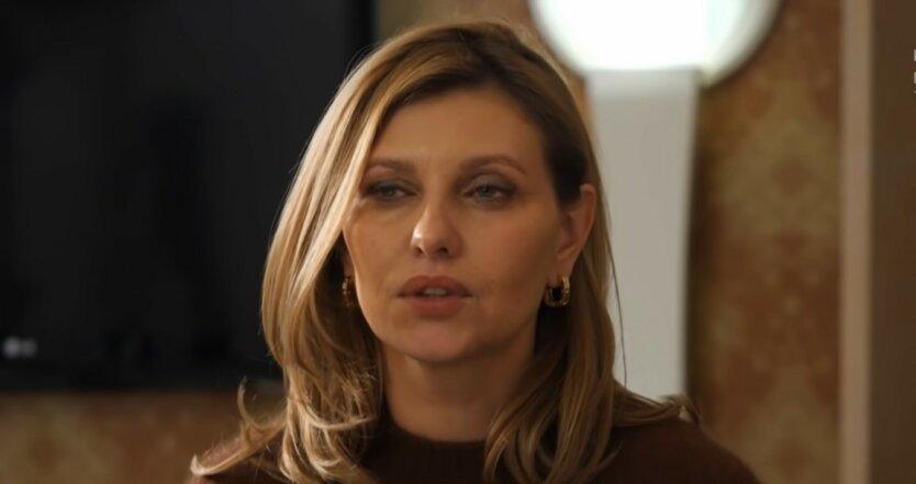 Елена Зеленская, первая леди Украины, жена Зеленского, коронавирус, положительный тест