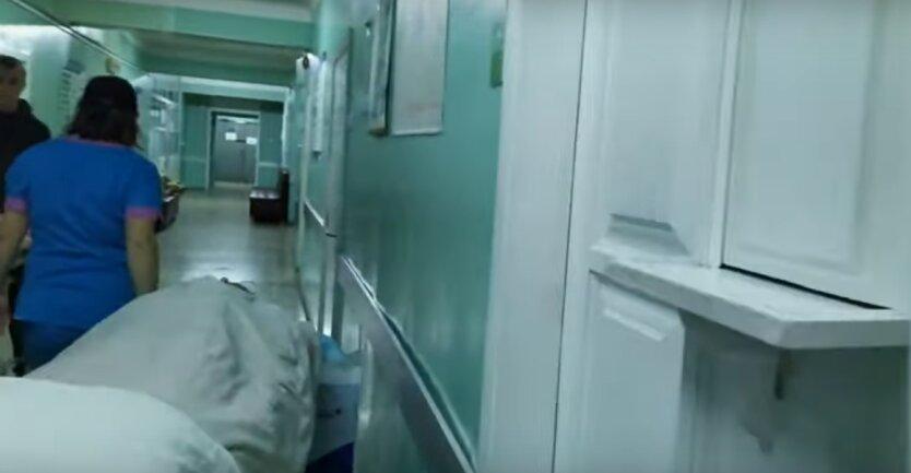 Сотрудница киевской больницы назвала причину отказа принимать пациентов с коронавирусом