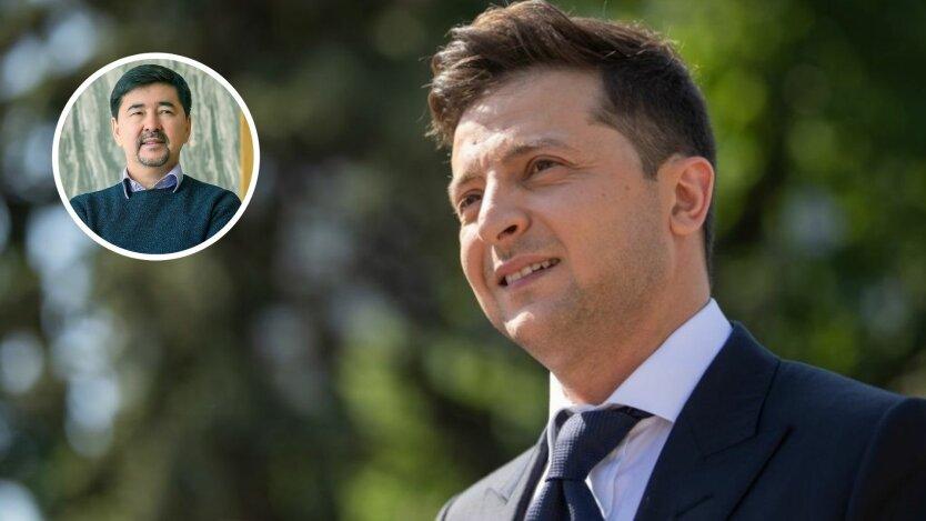 Сейсембай  зеленский саакашвили реформы