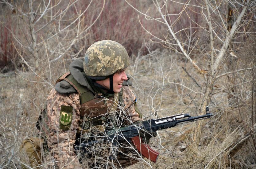ООС на Донбассе, война на Донбассе, обстрелы на Донбассе