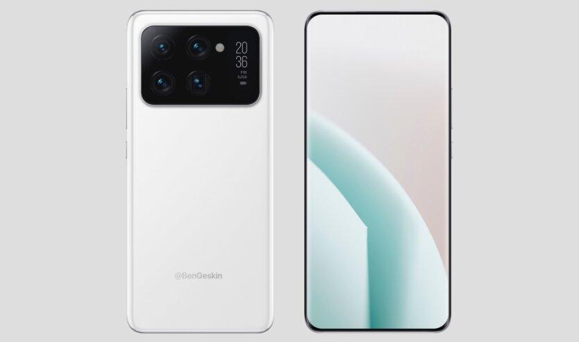 Xiaomi Mi 12 Ultra, смартфон